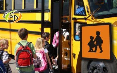 Cintos de Segurança e Vigilantes no Transporte Escolar