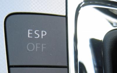 Controlo Eletrónico de Estabilidade (ESP)