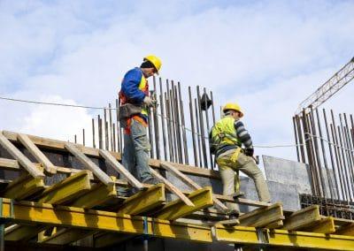 Segurança na Montagem, Utilização e Desmontagem de Andaimes