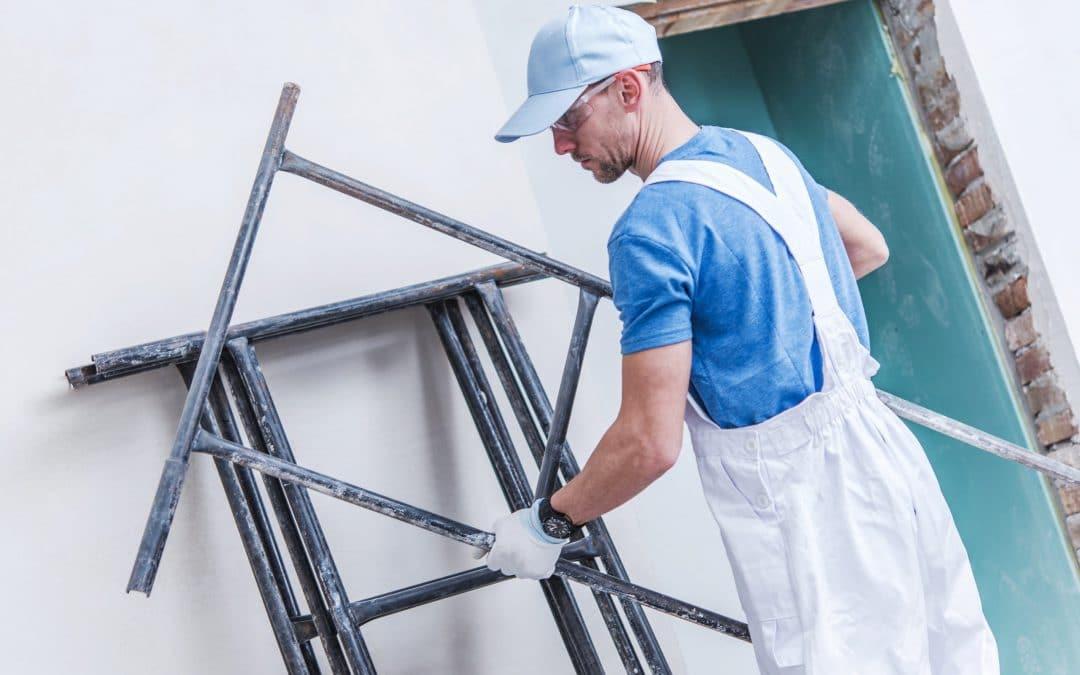 Segurança de Trabalhos em Altura com Utilização de Andaimes