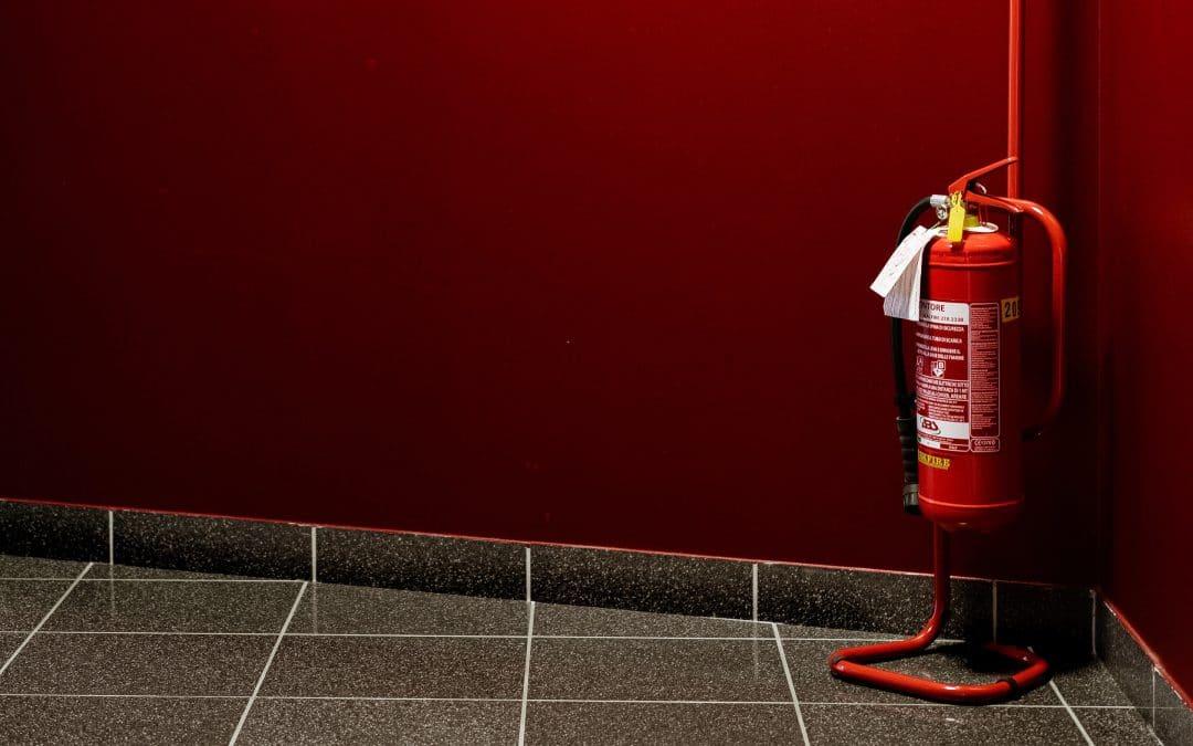 Sensibilização em Combate a Incêndios e Evacuação de Edifícios
