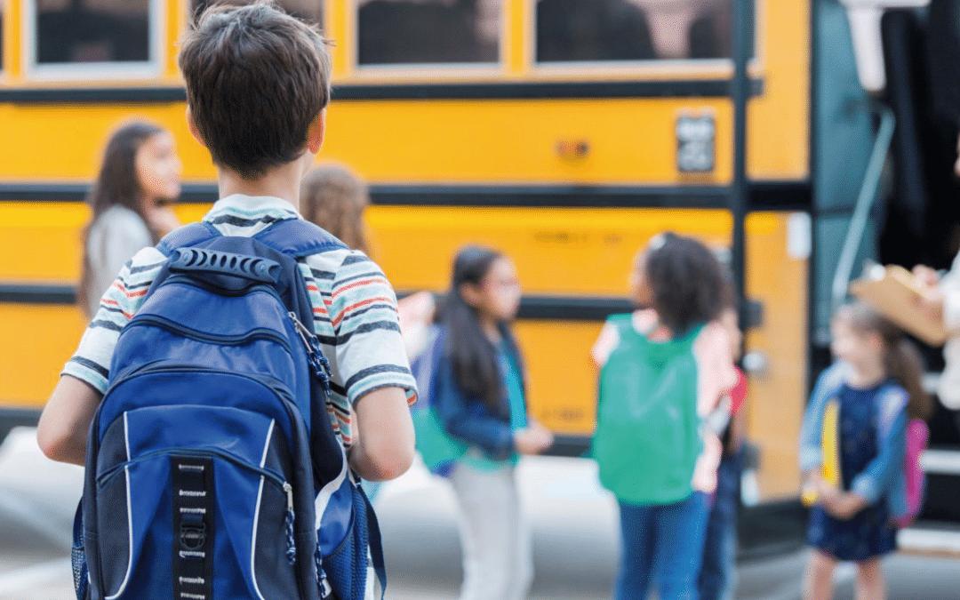 Motorista para o Transporte Coletivo de Crianças – Formação Complementar