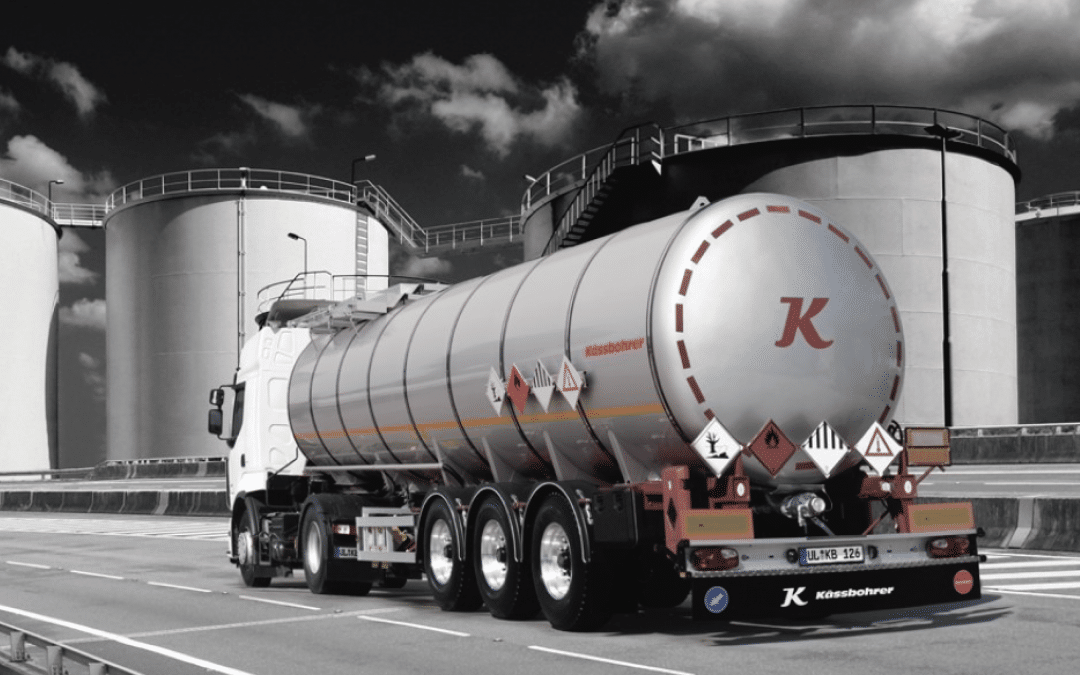 Transporte de Mercadorias Perigosas – Especialização Cisternas Inicial