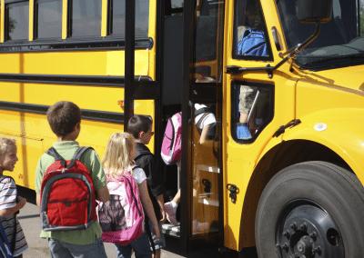 Vigilante de Transporte Coletivo de Crianças – Covid-19