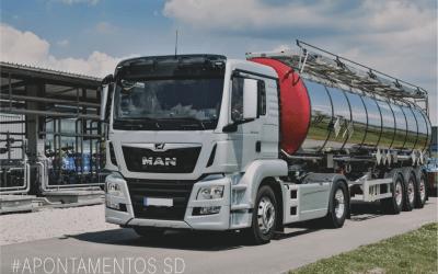 Alteração às restrições à circulação de mercadorias perigosas em cisterna